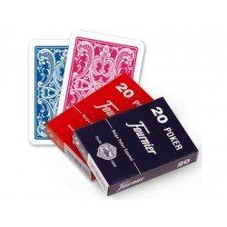 Baraja Poker Español 20/54 Fournier