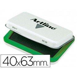 Tampon Artline Nº 00 verde