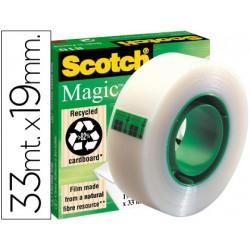Cinta adhesiva Scotch magic  33 x 19