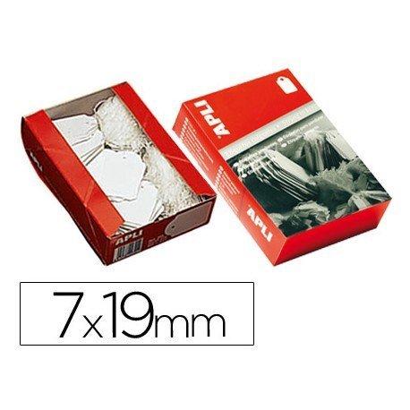 Etiquetas colgantes Apli 383 7 x 19 mm