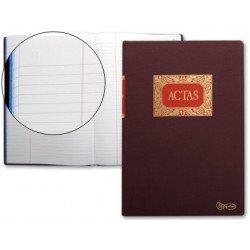 Miquelrius Libro de Actas tamaño folio y 100 hojas