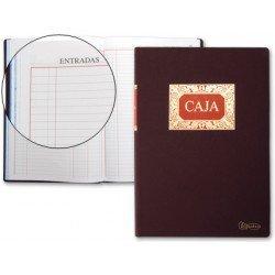 Libro de caja Cartone Milquerlrius Folio Dietario