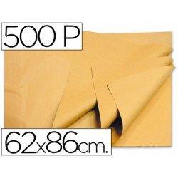 Papel manila 62x86 cm crema 1 resma