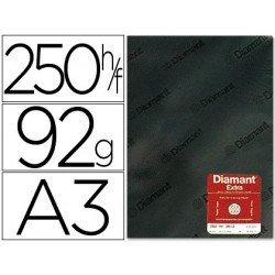 Papel vegetal Diamant A3 92g/m2 hoja