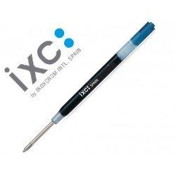 Recambio bolígrafo Inoxcrom Azul medio