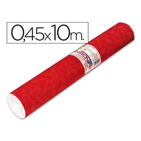 Aironfix Rollo Adhesivo 45cm x 20mt Especial Ante Rojo