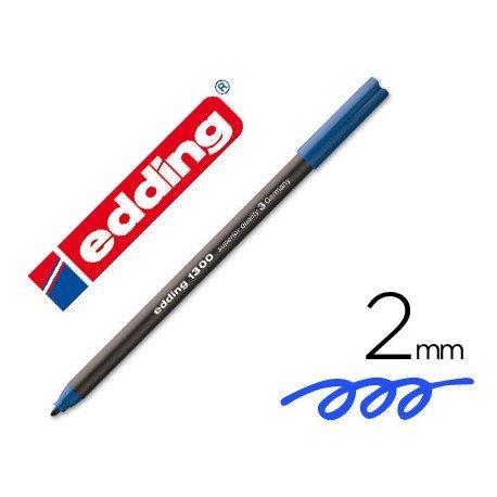 Rotulador Edding 1300 Azul