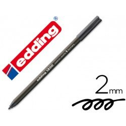 Rotulador Edding 1300 negro