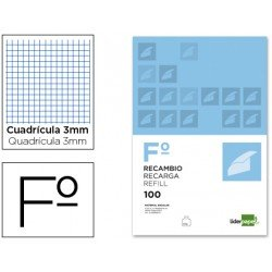 Recambio Liderpapel Folio 3mm