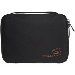 Funda Tucano color negro nylon seda 21x15x2 cm