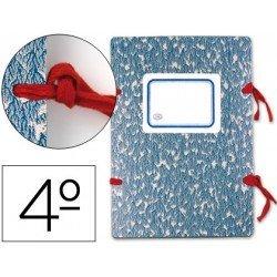 Carpeta Liderpapel legajos carton cuarto