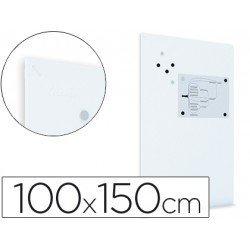 Pizarra Blanca Lacada Magnetica Mural Ski WhiteBoard® 100x150 Rocada