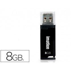 Memoria Imation flash classic usb 8 GB negro