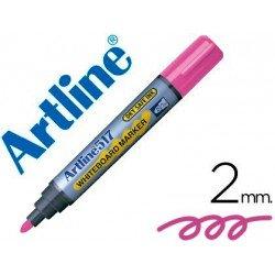 Rotulador Artline EK-517 rosa