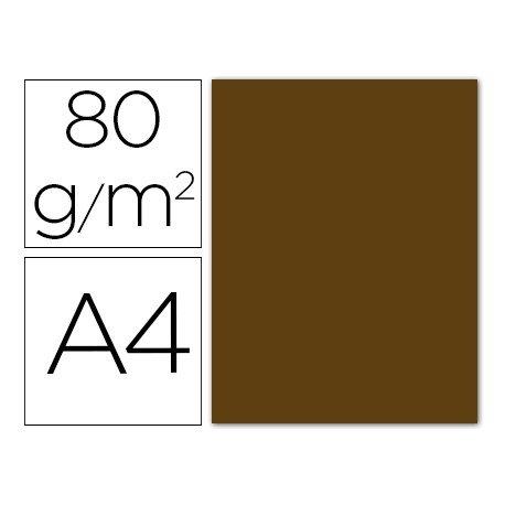 Papel color Liderpapel beige marmol A4 80g/m2 15 hojas