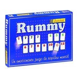 Juego de mesa Rummy junior Falomir juegos
