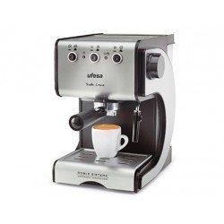 Cafetera espresso profesional Ufesa 2 filtros