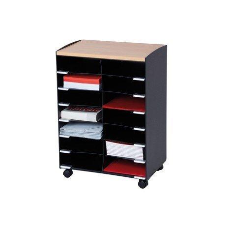 Modulo auxiliar multifuncion Paperflow con 14 casillas