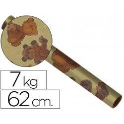Bobina papel kraft 62 cm 7 kg 4241