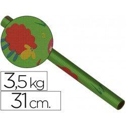 Bobina papel kraft 31 cm 3,5 kg 4218