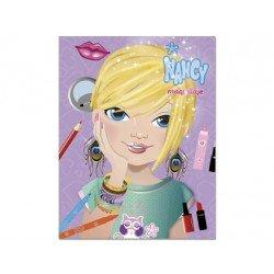 Cuaderno de Actividades Maquillaje Nancy 64 páginas