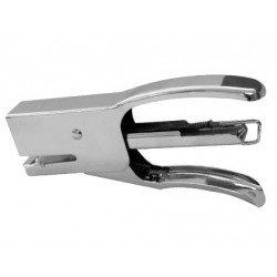 Grapadora Q-Connect metalizada de tenaza grande