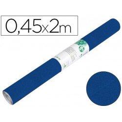 Papel autoadhesivo azul ante Liderpapel