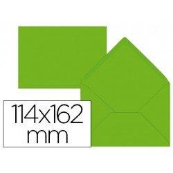 Sobre Liderpapel C6 Lima 114x162 mm.