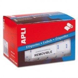 Etiqueta adhesiva Apli Escritura manual 10084