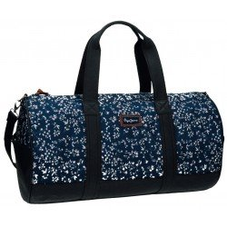 Bolsa de viaje Pepe Jeans 50x25x17cm Azul