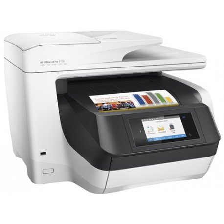 Impresora HP OfficeJet Pro 8720 Multifunción D9L19A