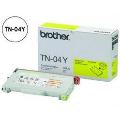 Tóner Brother TN-04Y Amarillo