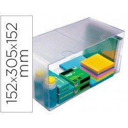 Archicubo Archivo 2000 organizador modular doble de plástico