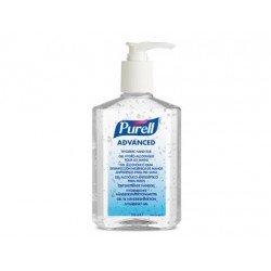 Jabon hidroalcoholico Purell desinfectante de manos