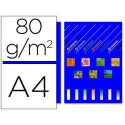 Papel color Liderpapel A4. 80 g/m2