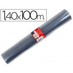 Rollo plastico forralibros Liderpapel 1,40 x 100 m