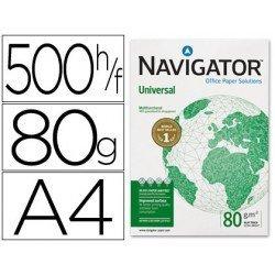 Papel Din A4 Navigator 80 gr multifuncion