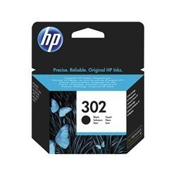 Cartucho Original HP 302 F6U66AE Negro