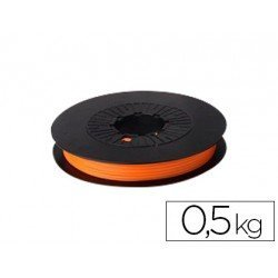 Filamento 3d Colido PLA termocramico 1.75 mm naranja
