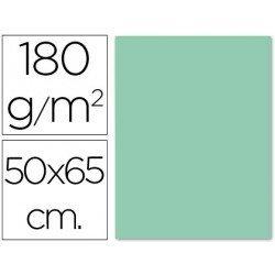 Cartulina Liderpapel verde 180 g/m2