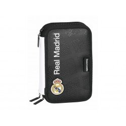 Plumier Real Madrid 12,5x6x20,5 cm Baloncesto