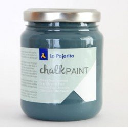 Pintura Acrilica La Pajarita Efecto Tiza Midnigth Blue 175 ml