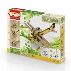 Juego de construccion a partir de 5 años Eco Helicopteros marca Engino
