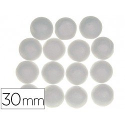 Bolas de Porexpan 30 mm color blanco itKrea