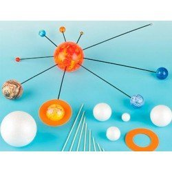 Kit Construye tu Sistema Solar marca itKrea