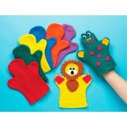 Marionetas de felpa para manos Colores surtidos marca itKrea