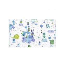 Papel regalo Turnowsky Bebe Azul 50x70 cm Arguval