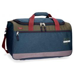 Bolsa de viaje 52x29x29 cm en Poliéster Pepe Jeans Trade