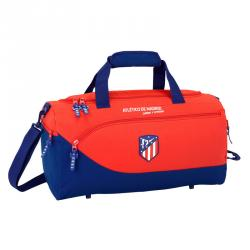 CARTERA ESCOLAR SAFTA AT. MADRID CORAJE BOLSA DEPORTE 500X250X250 MM