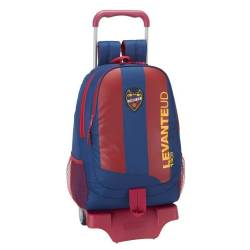 CARTERA ESCOLAR SAFTA CON CARRO LEVANTE U.D. 330X430X150 MM